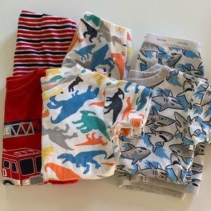 babyGAP Pajama BUNDLE🦈🦖🚒